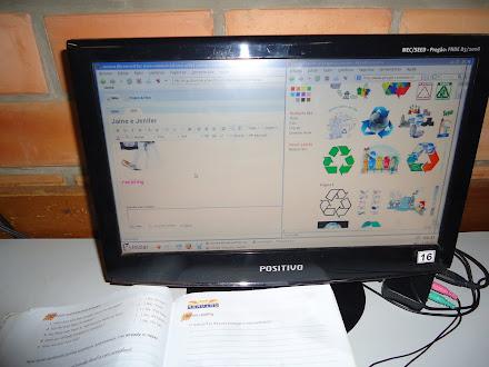 Língua inglesa  - Trabalhando a conscientização e  preservação do Meio Ambiente