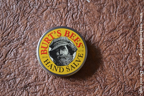 Burts Bees Hand Salve Reviews Ingredients