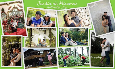 Jardin De Miramar Prenup Photoshoot Promo