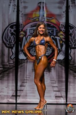 Caroline Bodybuilding