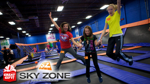 Coupon code for skyzone