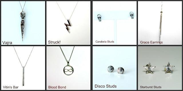 Fevi Reyes Rock Star Jewelry