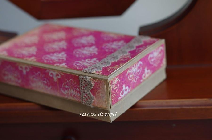 Cajas de carton for Cajas de carton pequenas decoradas