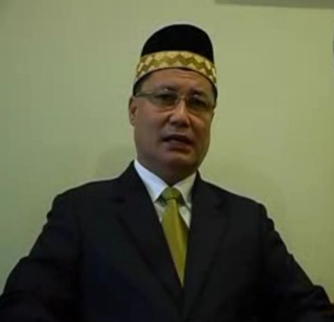 Muedzul Lail Tan Kiram Labun Cikgu Lin TITAH PERINTAH PADUKA Sultan MuedzulLail