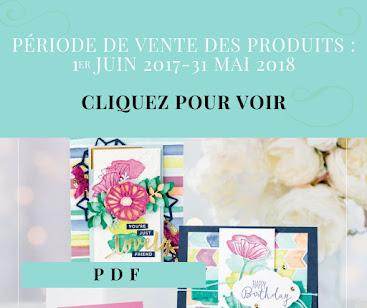 Catalogue Annuel 2017-2018