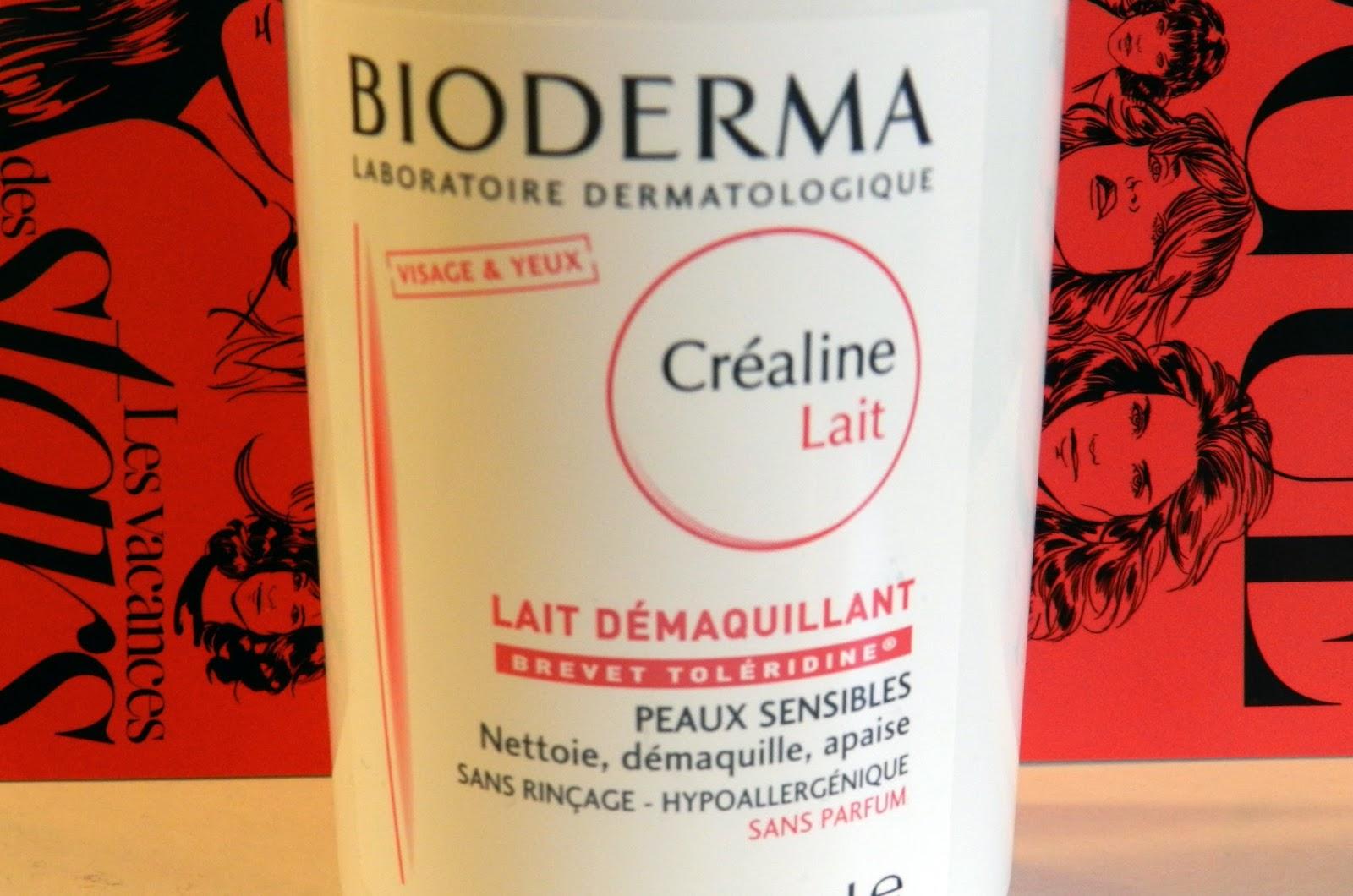 Bioderma Créaline Lait