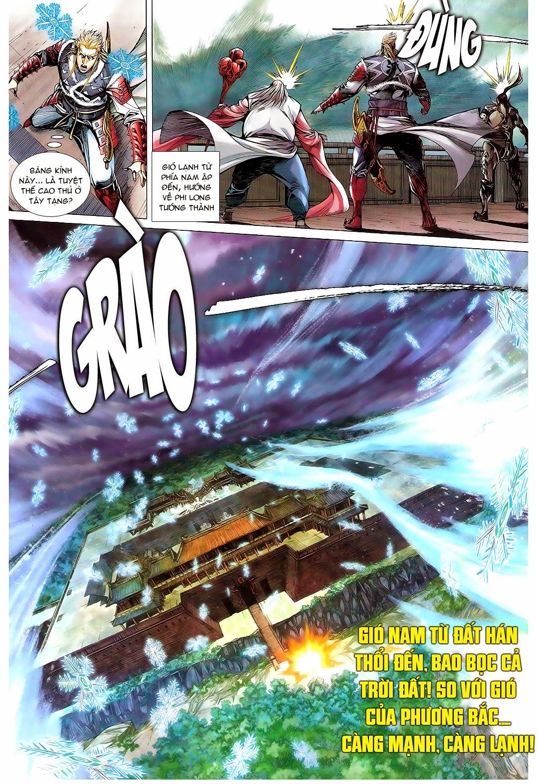tuoithodudoi.com Thiết Tướng Tung Hoành Chapter 110 - 27.jpg