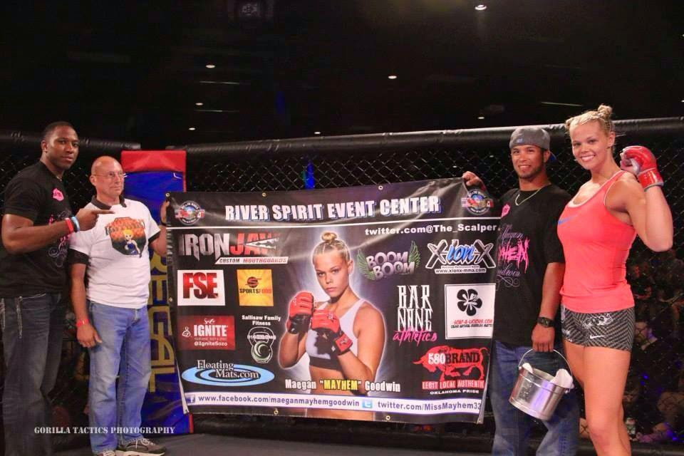 Interview with Undefeated Amateur WMMA Fighter Maegan Goodwin