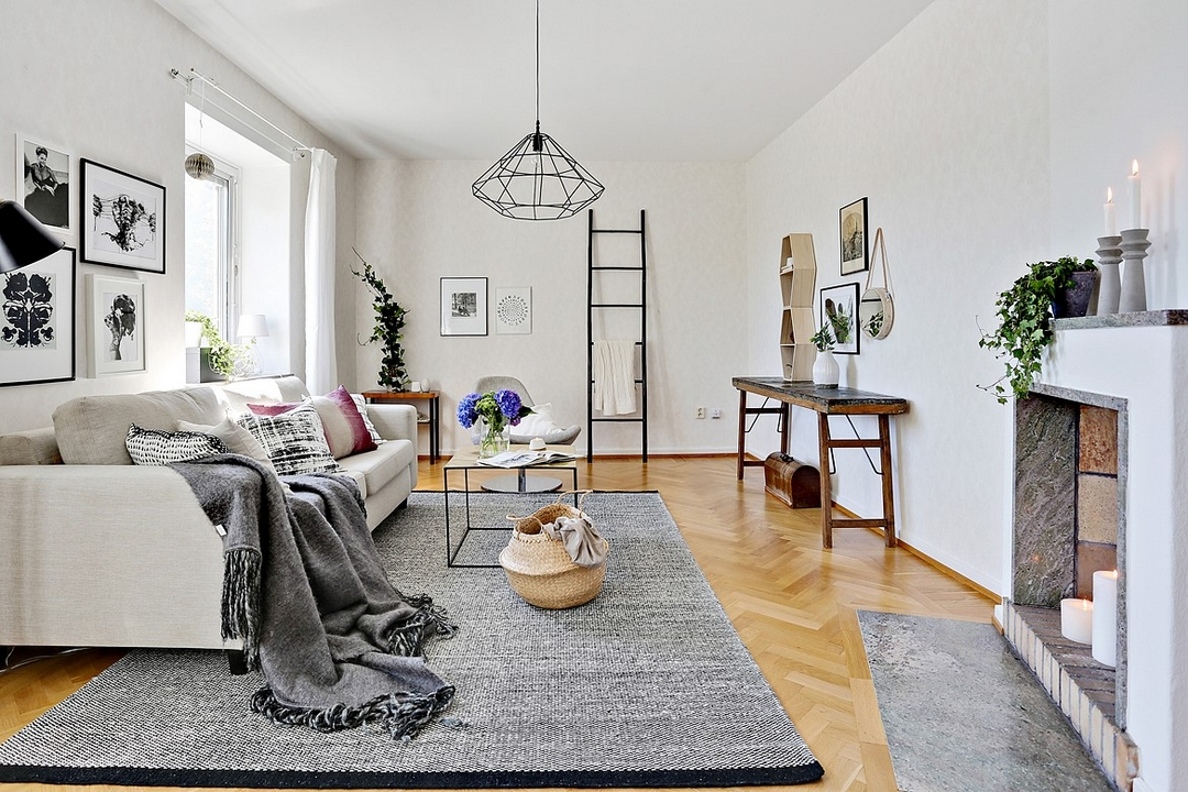 D couvrir l 39 endroit du d cor des accessoires cocooning for Appartement deco cocooning