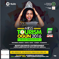 Photos from Miss Tourism Ogun 2016 beauty pageant