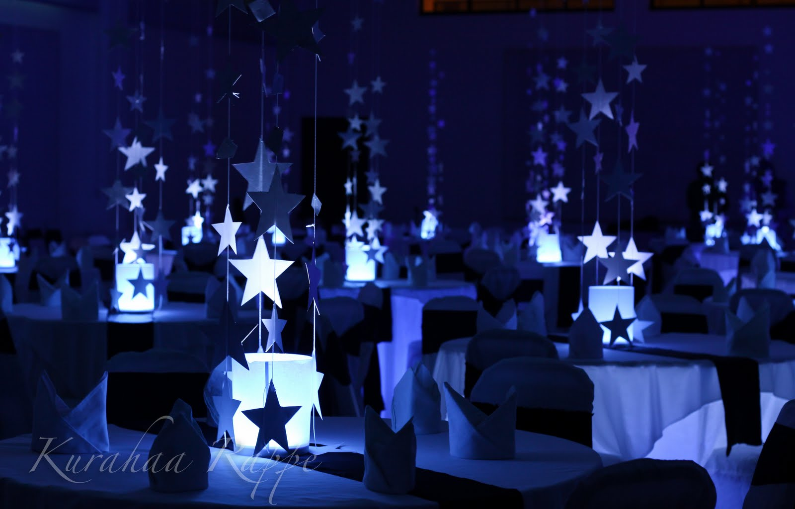 stars decor stars theme starry night starsw sets