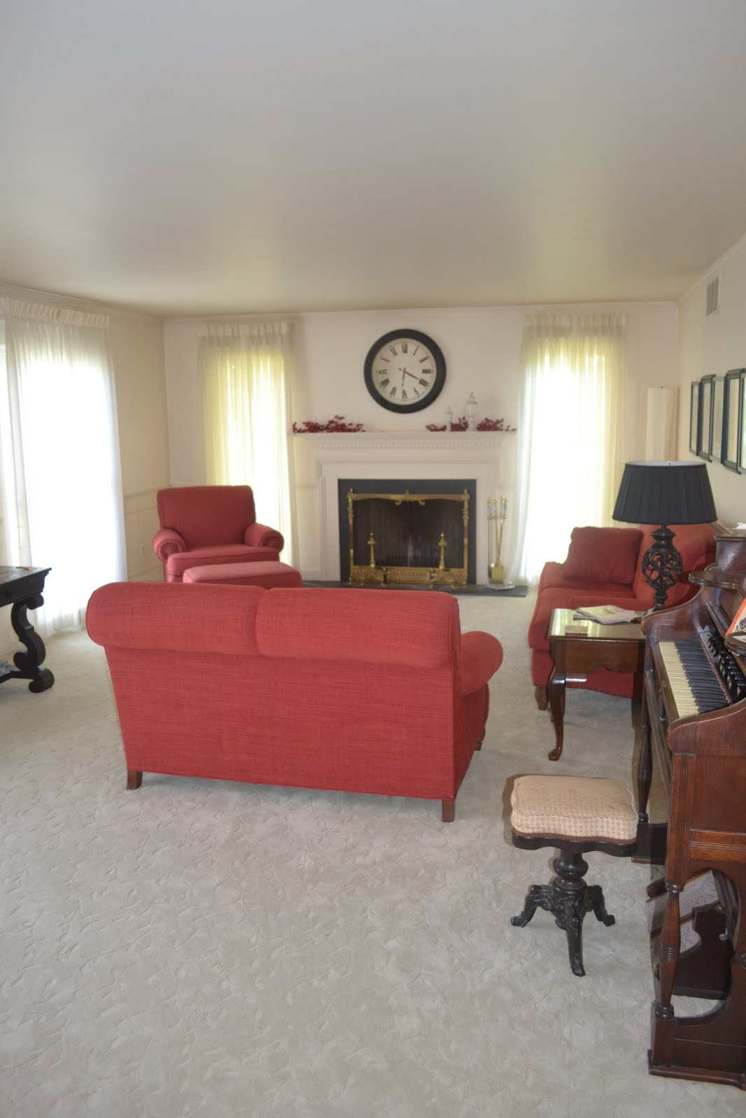 Getting the Family Fed: Color in the Music Room