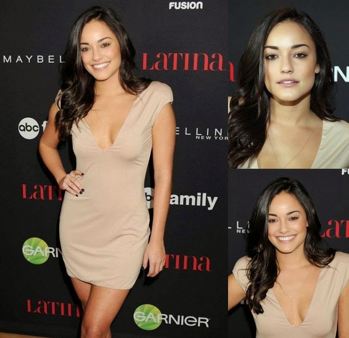 We're totally intriguing to see what the spread has to offer. Sporting an extravagant design, Alexandra Rodriguez looked simply stunning as she attended the party of the Latina Magazine's 30 under30.