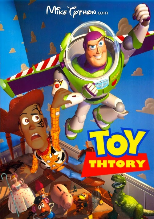 toy story mike tyson