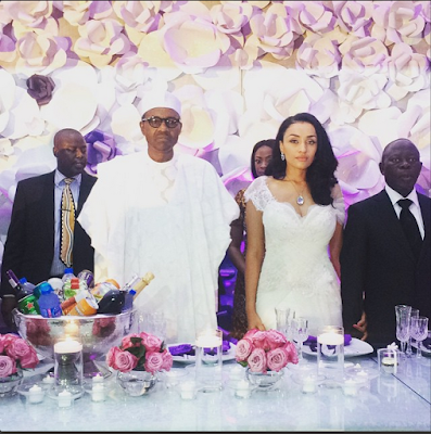 Caption These Photos Of The Day From Oshiomhole's Wedding In Edo