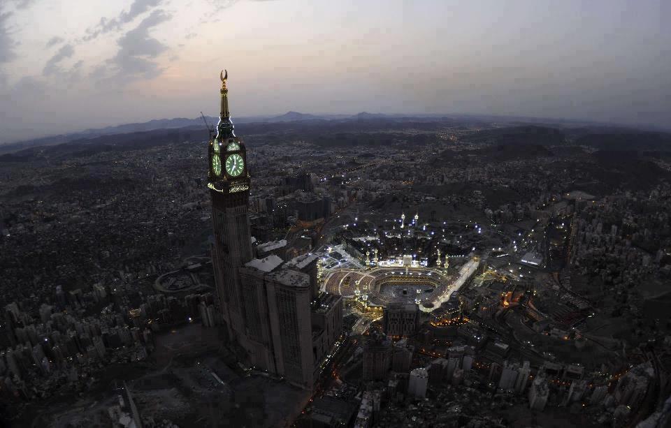 Khana Kaba Photos Holy Makkah