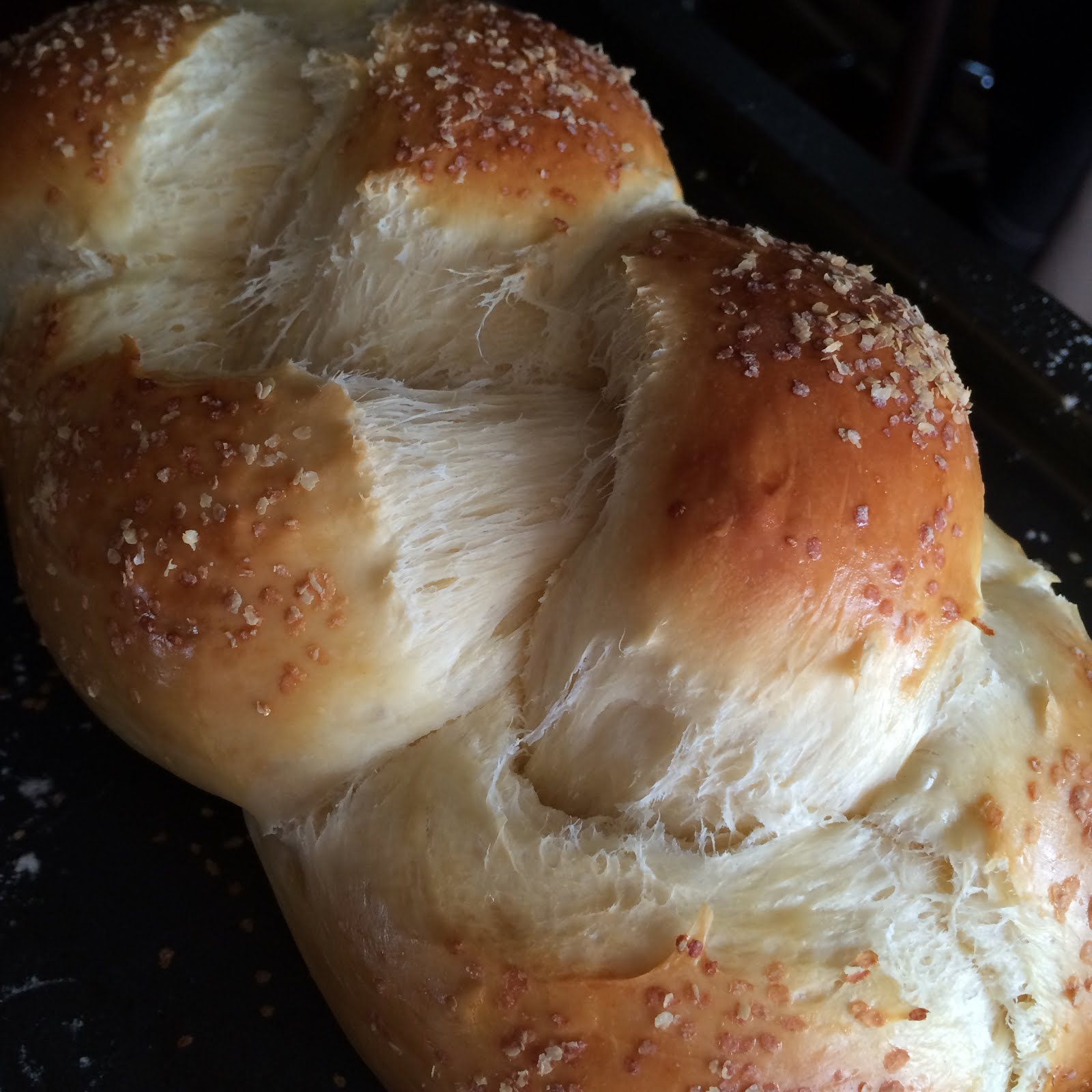 Hafrashat Challah (the separating of the Sabbath bread)