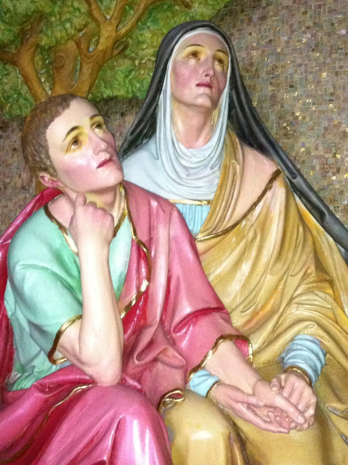 augustine s tribute to his mother monica Augustine was still struggling with his flesh and was getting more and more despondent with his life and the life of direction he had had a mistress he had a son with this mistress, but he did not want to get married.