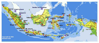 Daftar Nama Provinsi Di Indonesia Lengkap