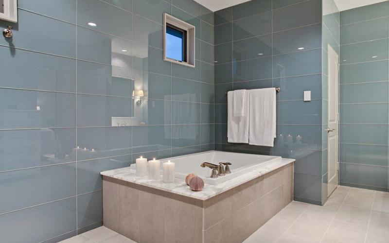 Affordable And Fun Bathroom Floor Ideas Indianapolis