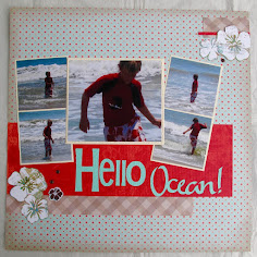 April Featured Layout Scrapper!