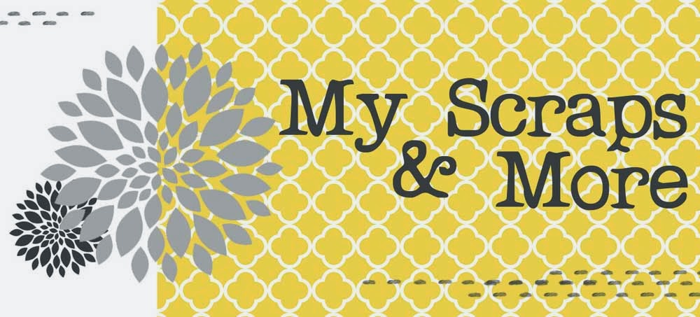 My Scraps & More Online Scrapbook Store