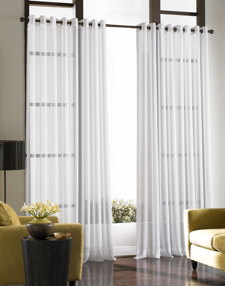 Curtain And Window Treatment