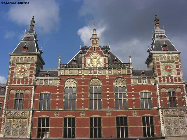 Stazione centrale di Amsterdam