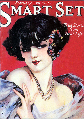 vintage henry clive cover magazine