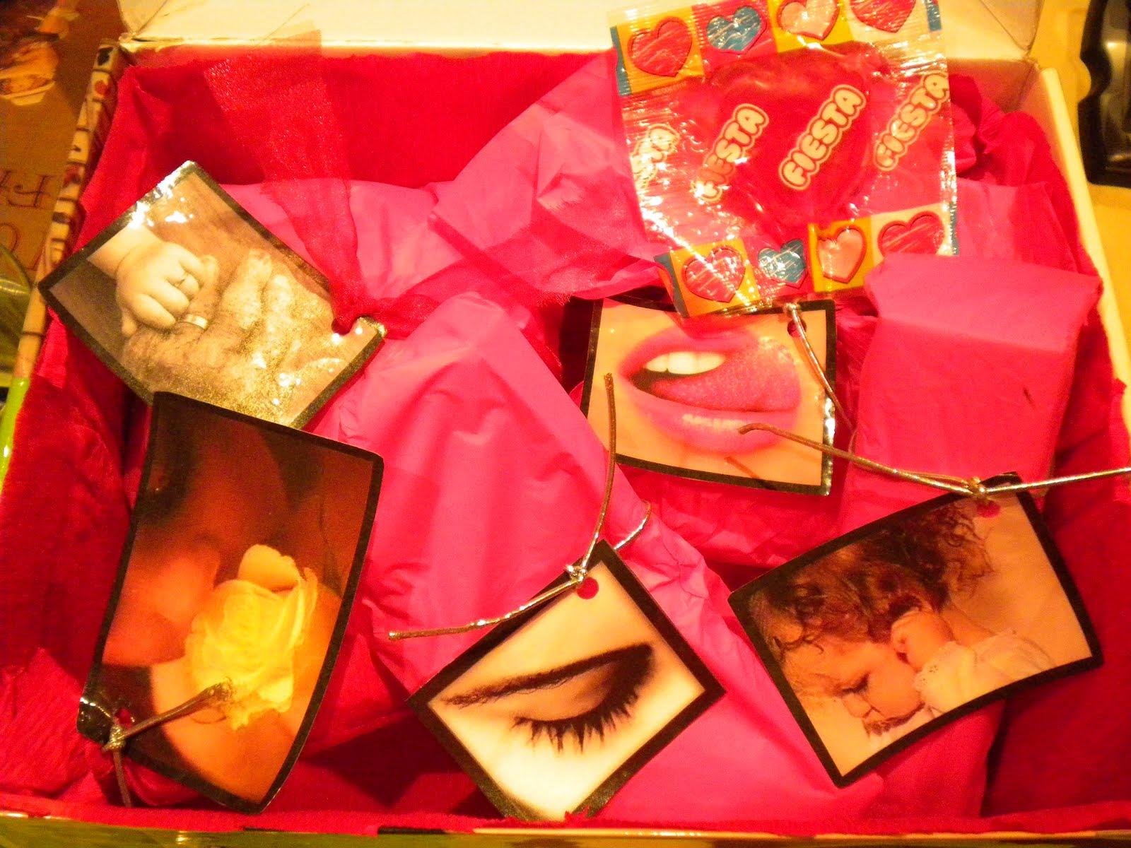 Ideas para regalar caja 5 sentidos - Regalos para la vista ...
