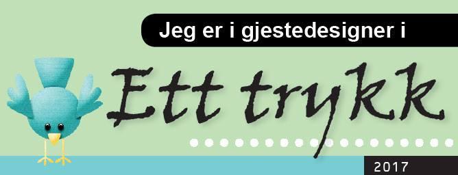 GDT for Ett Trykk i 2017, 2018 og 2019