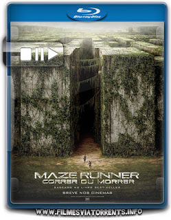 Maze Runner: Correr ou Morrer Torrent - BluRay Rip 720p Dublado