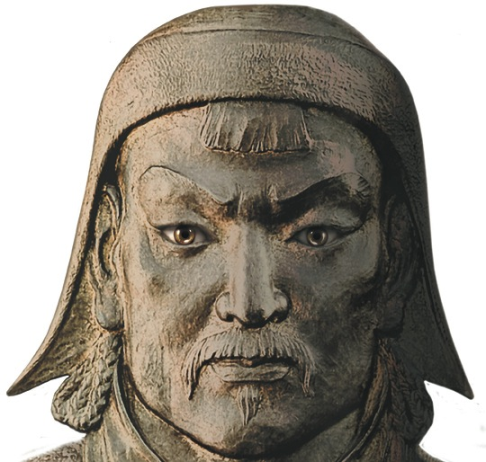 the y chromosome lineage of genghis khan Furthermore, the scientists found that the lineage originated in mongolia around   that's plenty of opportunity for khan's y-chromosome to rampantly spread.