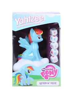 MLP Rainbow Dash Yahtzee Game