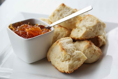 Grapefruit%2Bmarmalade%2B1 Cream Scones with Grapefruit Marmalade