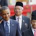 Agenda Rahsia Lawatan  Obama ke Malaysia ini akan buat anda takut