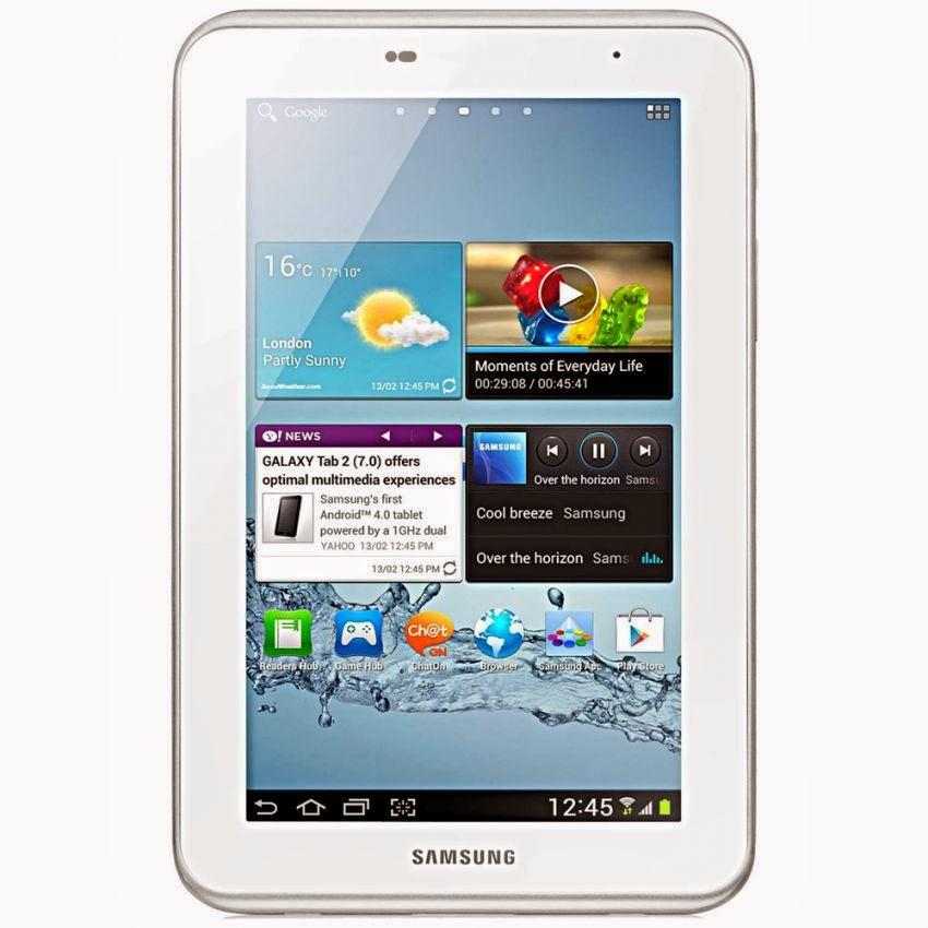 Harga Terbaru Samsung Galaxy Tab 2 70 Espresso