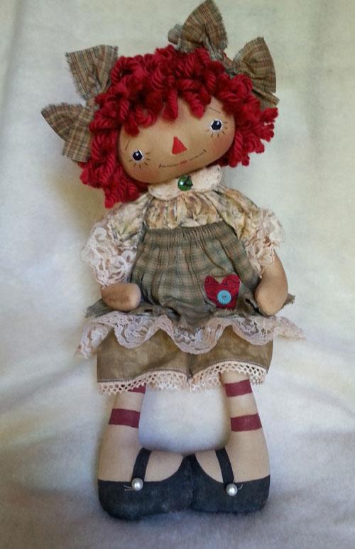 Sage Green Annie #4