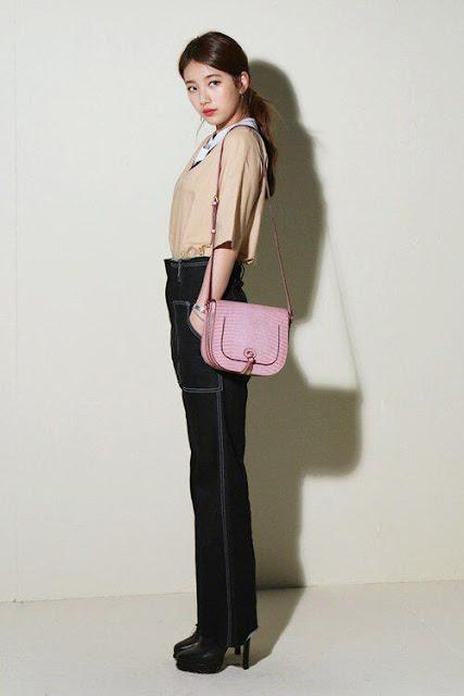 Pink Bonnie Bag Beanpole Suzy