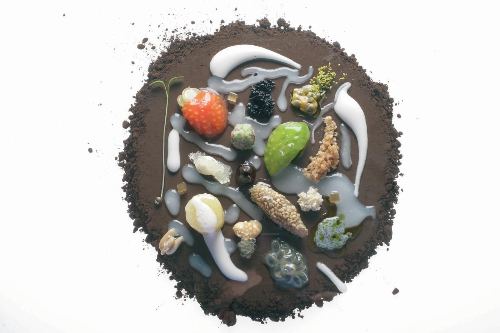 Garbancita tapas spanish design for food for Ferran adria platos