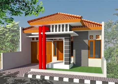 Desain Rumah Sederhana Tapi Elegan