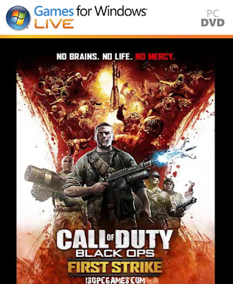 Black Ops Cover Pc. Call of Duty Black Ops First