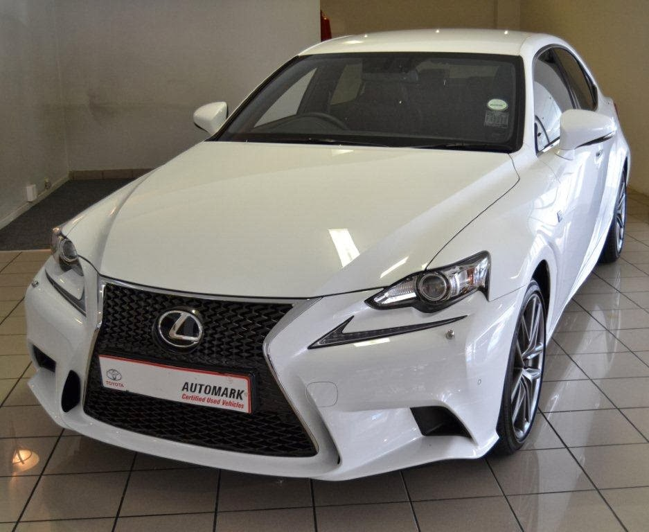 Used Cars for sale  Lexus IS 350F Sport