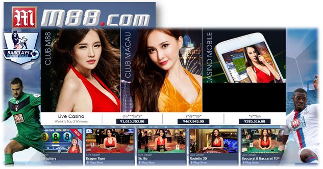Online Casino Top M88