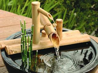 pancuran bambu