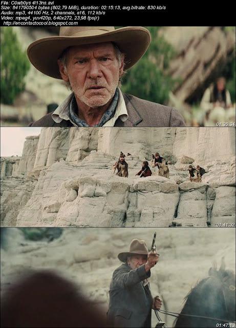 Descargar Cowboys vs Aliens