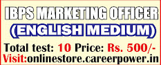 IBPS MARKETING OFFICER 2016