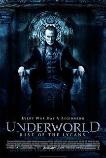 Underworld: La rebelión de los licántropos HD