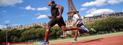 Couverture facebook usain bolt 6
