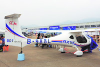 China's Electronic aircrafts